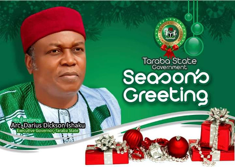 Year 2020: Gov. Ishaku Promise to Fast Track the Development of the State
