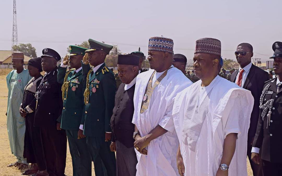 Armed Forces Remembrance Day: Deputy Governor Honours Our Fallen Heroes