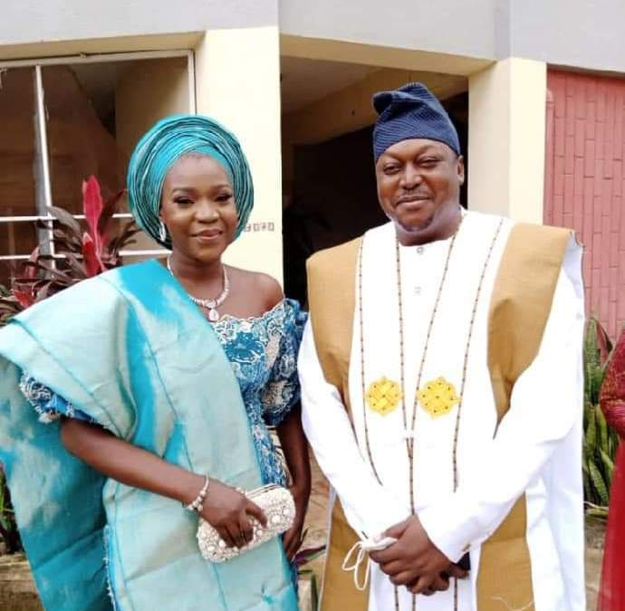 Engagement Ceremony of Gov. Ishaku's Son to His Lovely Bride