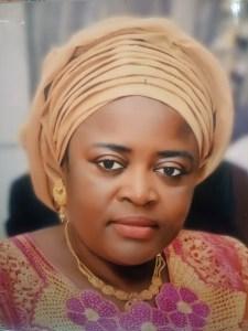 The Head of Service, Hon. Suzy Jemima Nathans, MNI.