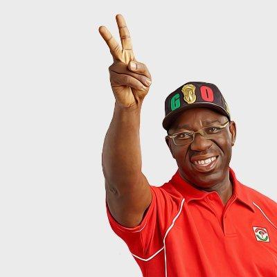 Gov. Ishaku Congratulates Godwin Obaseki On His Victory at the Polls
