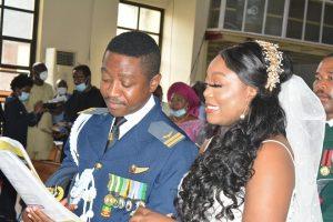 The Couple, Mr. and Mrs. Dooyun Stephen Ugbor
