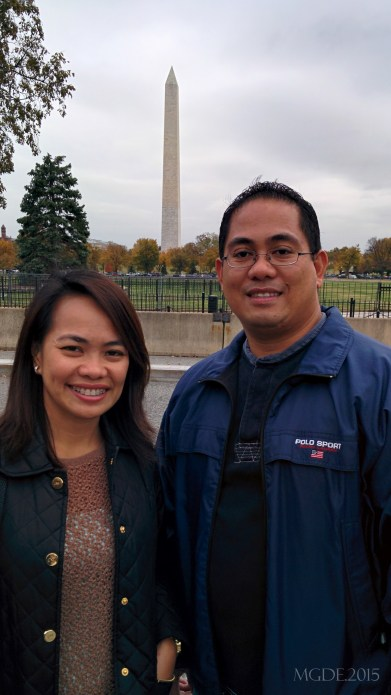 Stroll around the National Mall with Roy after office hours.