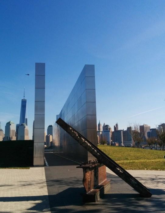 Empty Sky, 9/11 Memorial.