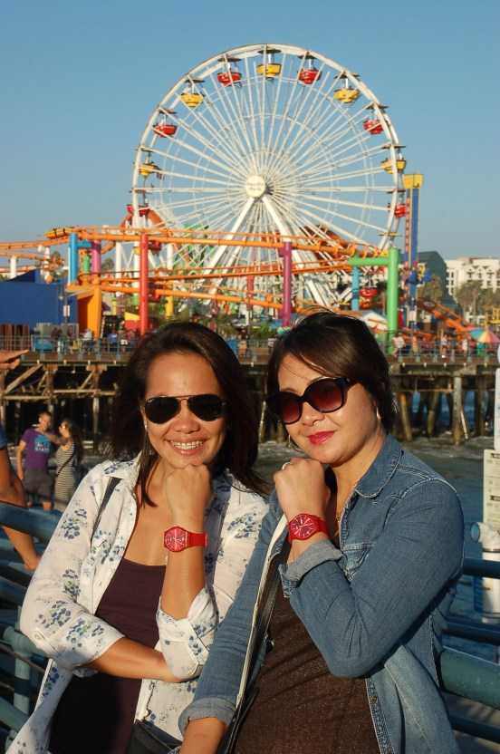 With our 'Prendzhip' watches
