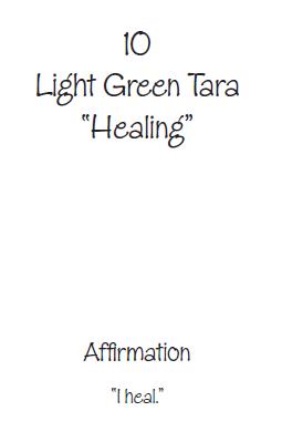 Light Green Tara