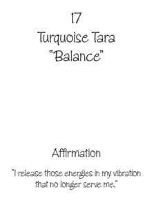 Turquoise Tara