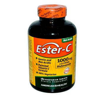 iherbおすすめタイムリリース型ビタミンCサプリメント