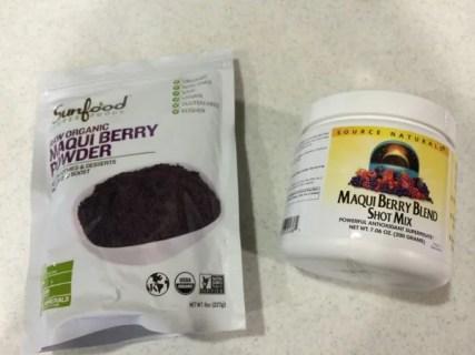 【マキベリー】Maqui Berryの抗酸化効果はアサイーの倍以上!メーカー別比較