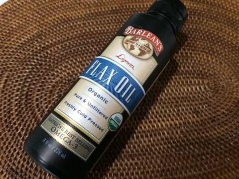 【亜麻仁油】不妊・更年期・ダイエットに Barlean's, Organic Lignan Flax Oil