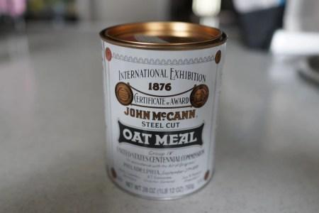 食物繊維豊富!低GIで糖質制限ダイエットにも McCann'sのオートミール