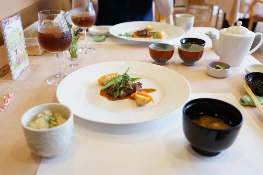 欧風懐石 勝 - お箸で食べる創作フレンチメニュー写真 全体写真