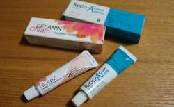 レチンAとデラニンクリームの効果と副作用の体感レポ