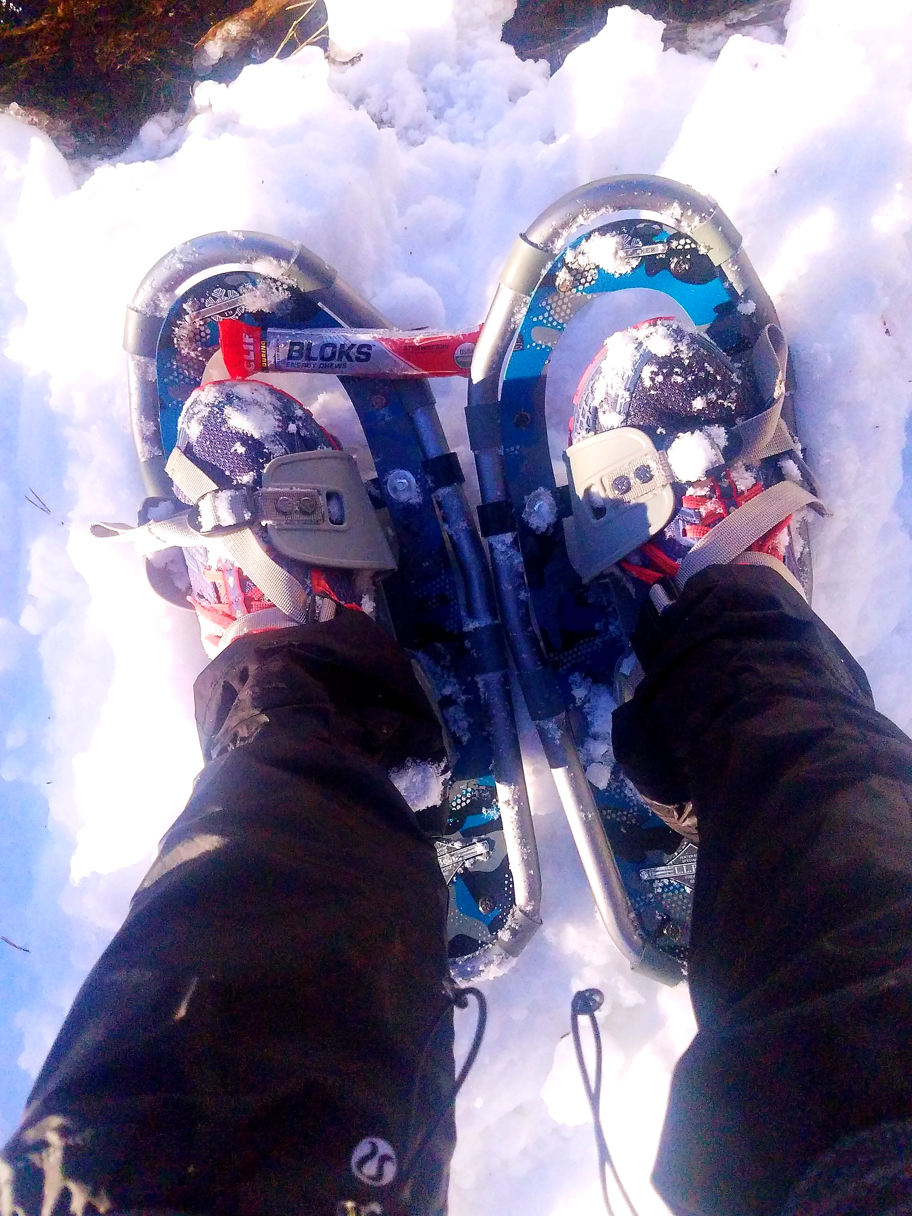 Human Powered Priviledge in Snow Shoe Running