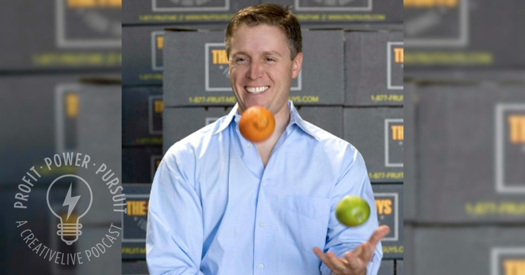 Making Your Business a Force for Good with The FruitGuys Founder Chris Mittelstaedt