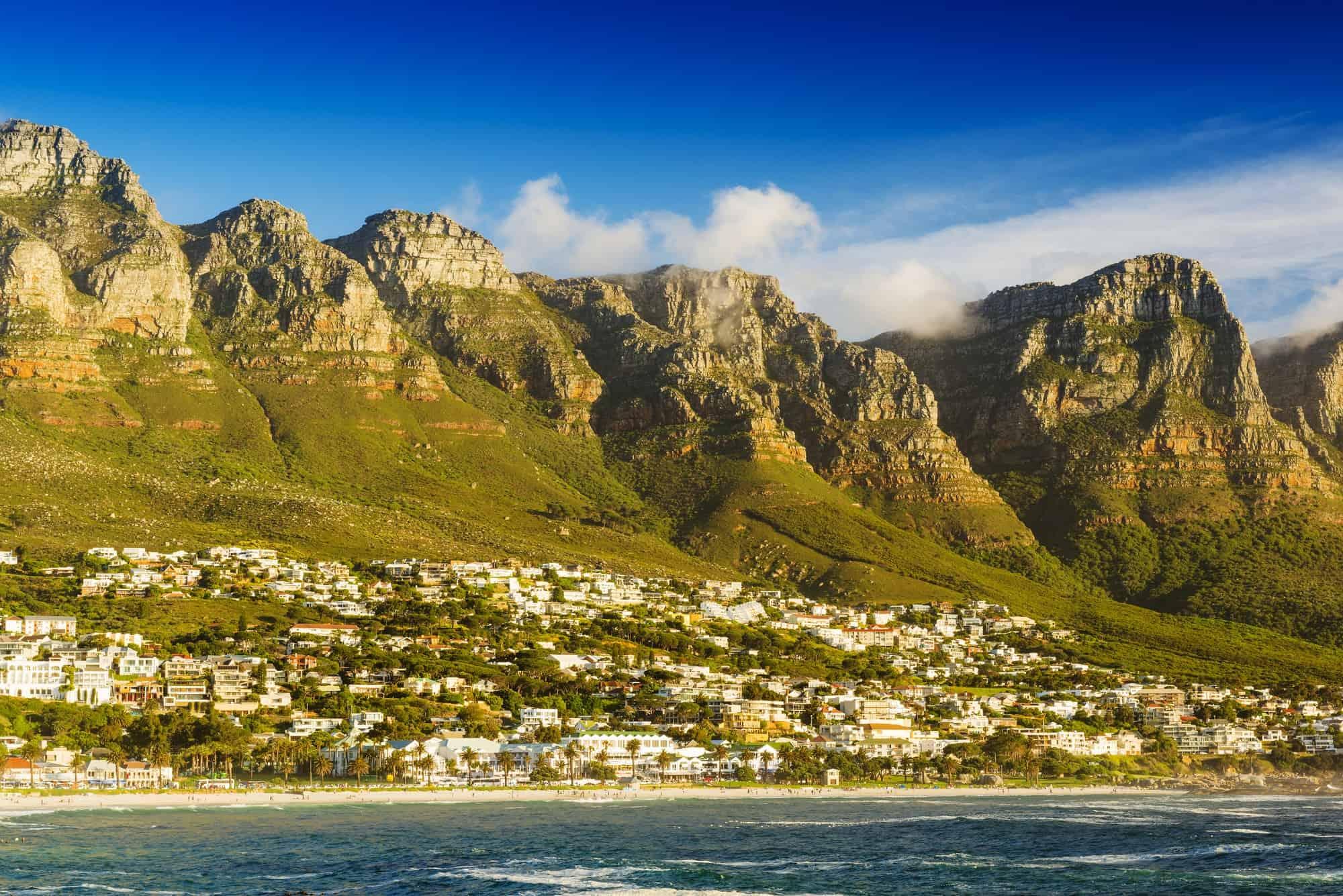 Twelve Apostles in South Africa