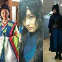 Hyomin Gyebaek drama costume