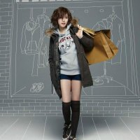 Eunjung SPRIS winter collection