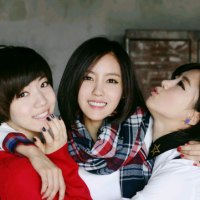 The three short-hair members