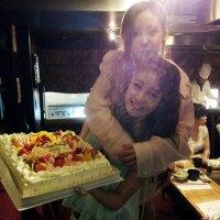 Jiyeon & Hyomin birthday party