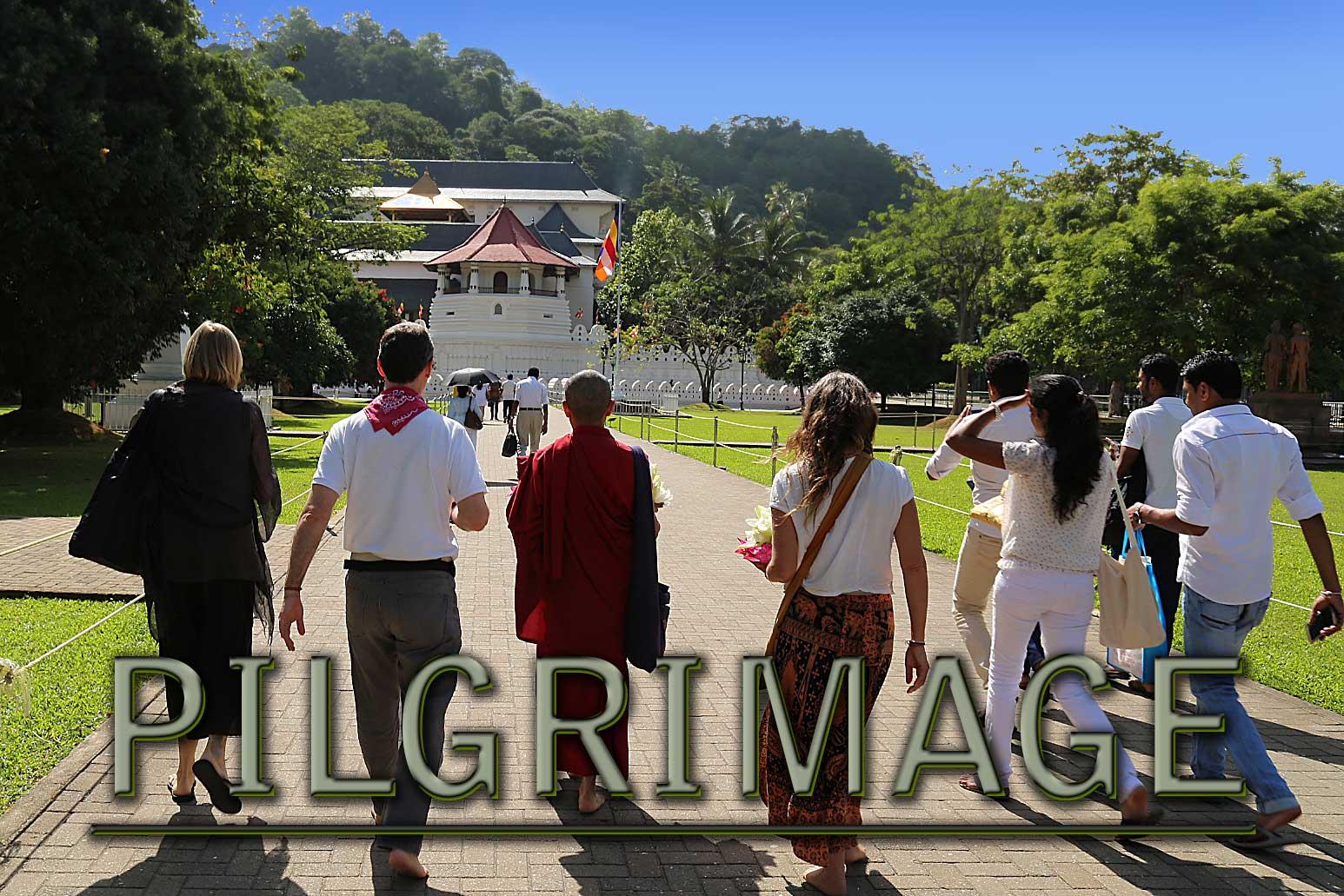 Mahayana Pilgrimage Tour