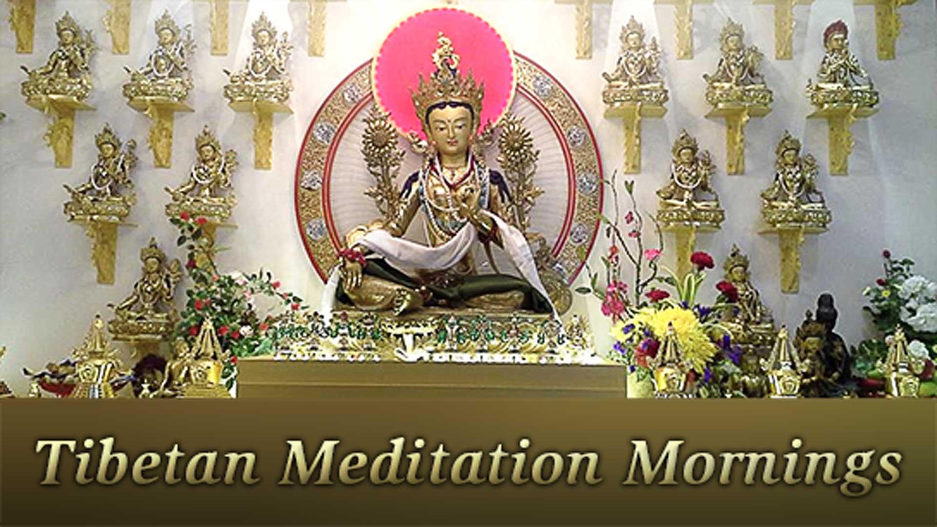 Learn Tibetan Meditation