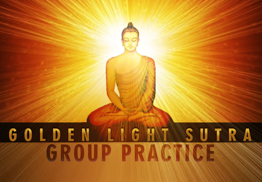Golden Light Sutra Group Practice