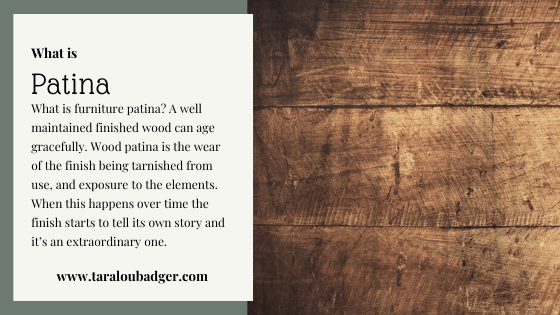 What is a PATINA?