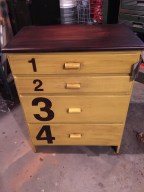 mini dresser / cabinet