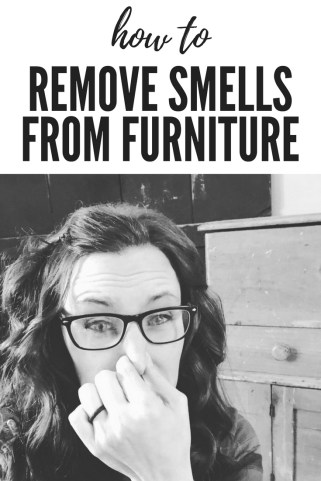 musty furniture