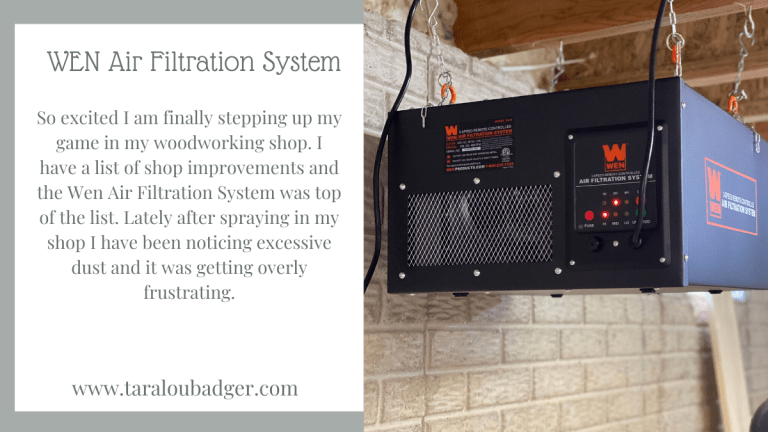 Wen Air Filtration System Review