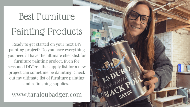 Best Furniture Painting Products