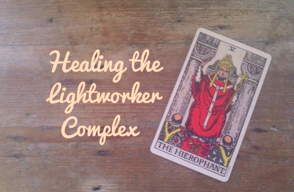The Hierophant - Healing the Lightworker - Tara Nikita