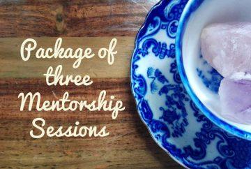 Package of three spiritual awakening mentorship sessions - Tara Nikita