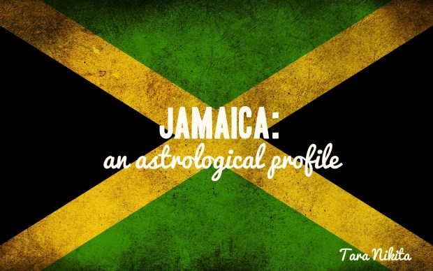 Jamaica - an astrological profile - Tara Nikita