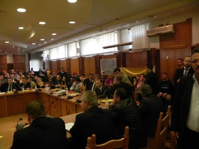 Pseudo-congres Pavelescu 20.04.2013