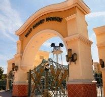 Walt Disney Studios Park entrance