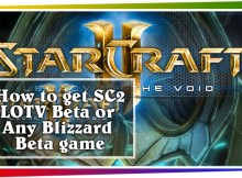 SC2 Beta legacy of the void - 20150609