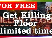 Killing floor for free