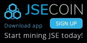Start mining JSE Coin today