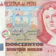 Yep, we carry them with us wherever we go and we sometimes wonder who those people are staring up at us. Peruvian banknotes, the Nuevo Sol paper money which nobody […]