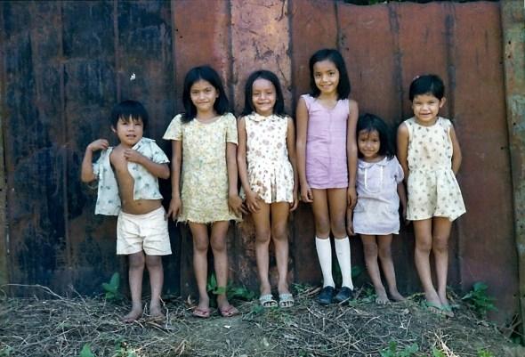 tarapoto children peru 1970s