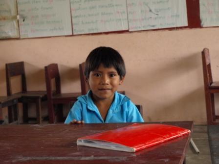 Schoolboy Alto Mayo Peru