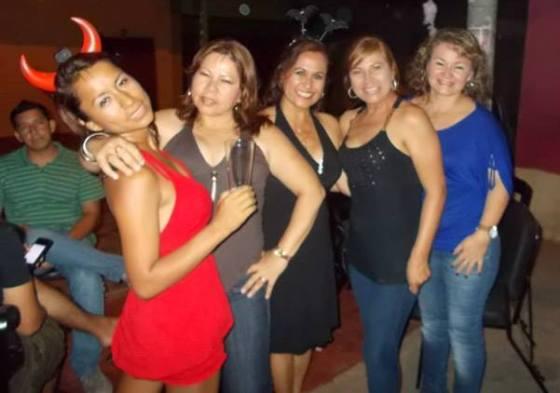 Huascar Bar, Tarapoto Halloween 2013