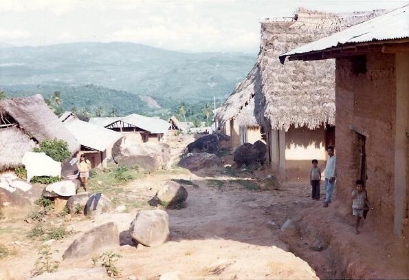 Street in Lamas