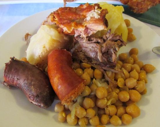 Meat at Doña Zully Spanish Sundays, Tarapoto