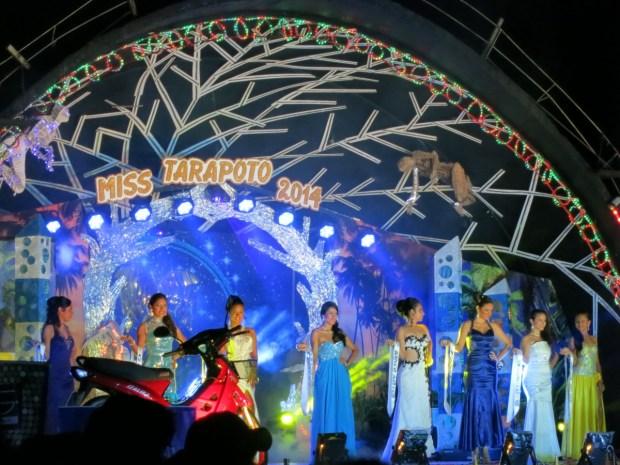 Miss Tarapoto 2014