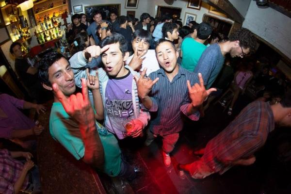 Partying in Stonewasi