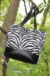 Small Handbag Convertible Tote
