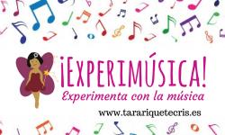 ¡Experimúsica! Experimenta con la música